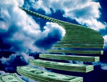 Дорога из денег
